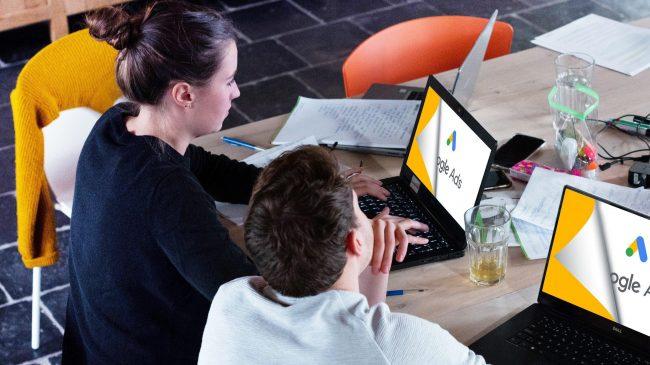 Thumbnail Keuze Google Ads Tag Manager